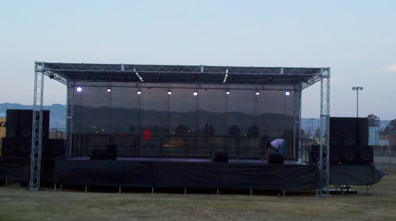 Stage Lights And Sound Rentals Amp Production Services We