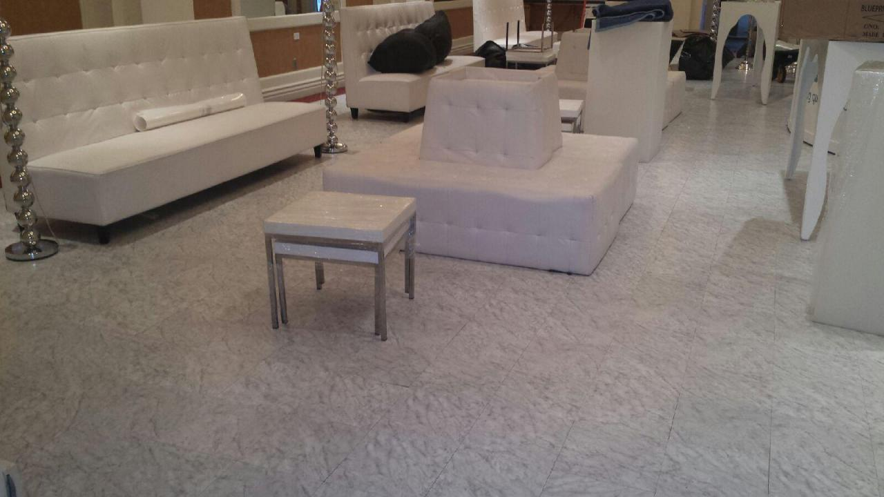 Stage lights and sound rentals production services for Temporary flooring for renters