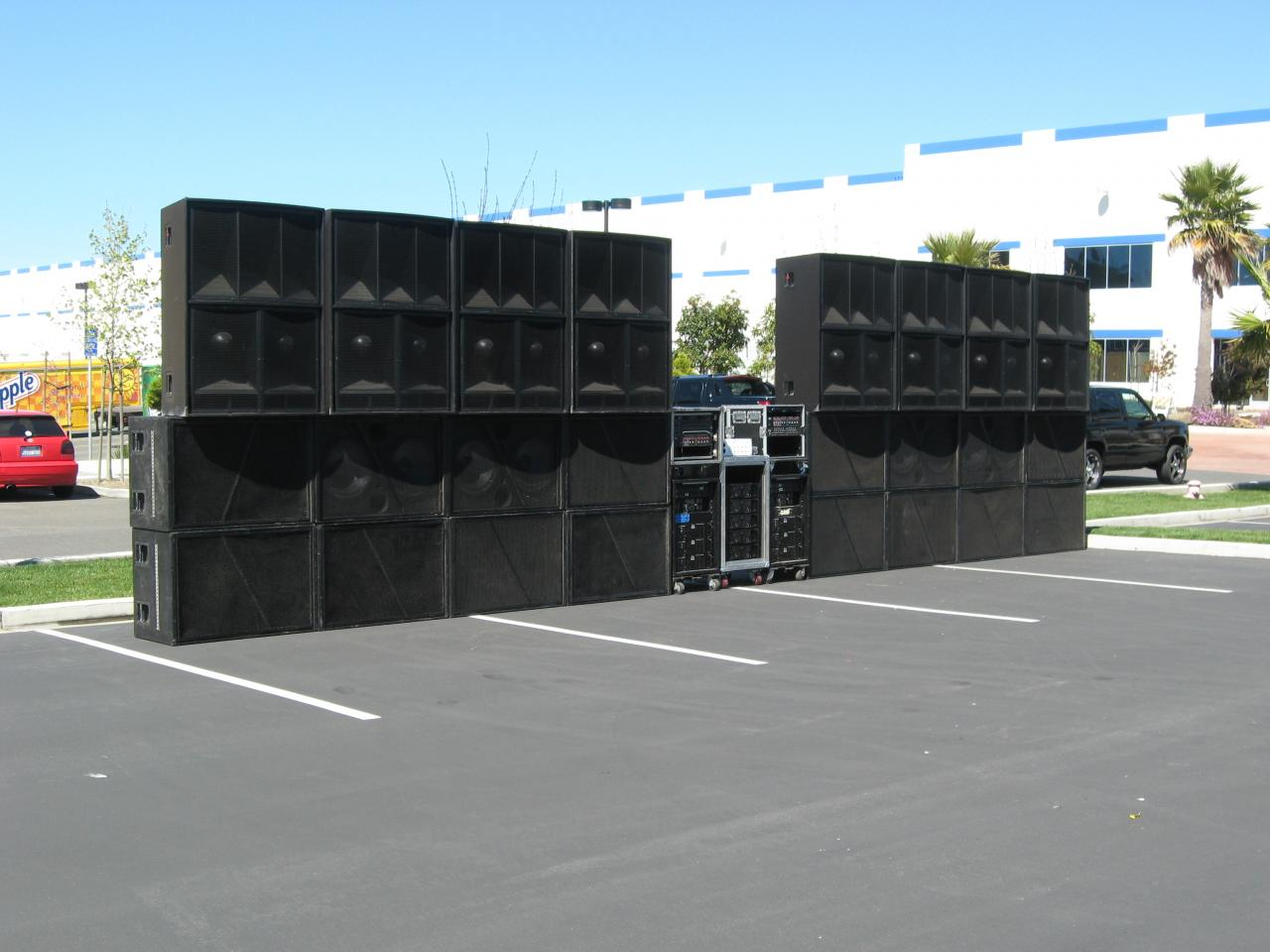 Stage Lights And Sound Rentals U0026 Production Services   Audio Rental Bay  Area San FranciscoLive Sound Equipment Rentals Audio Equipment Rental  Offering Audio ...