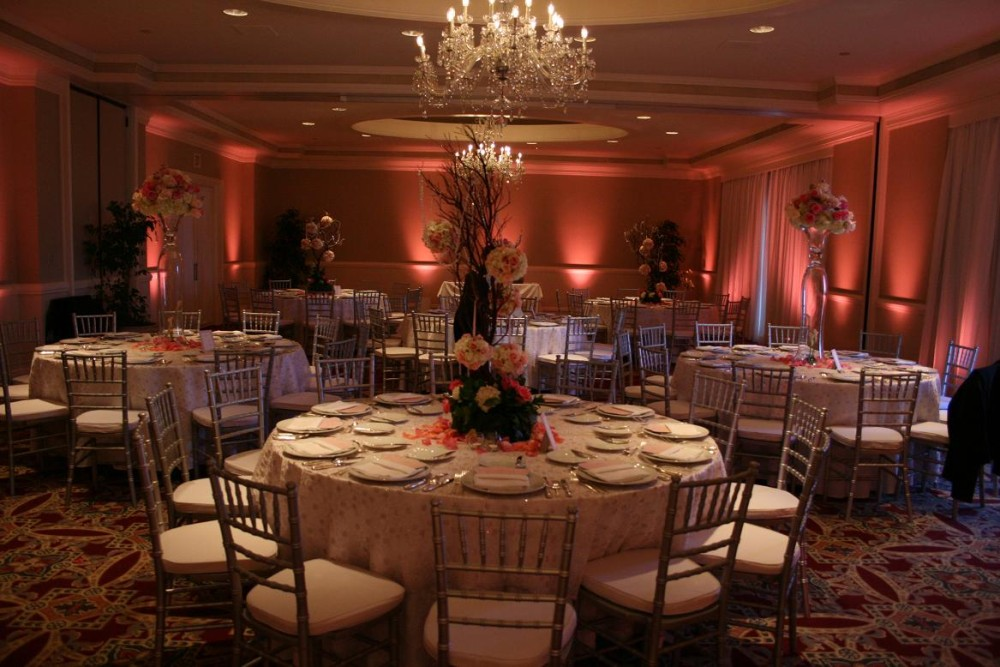 stage lights and sound rentals production services uplighting
